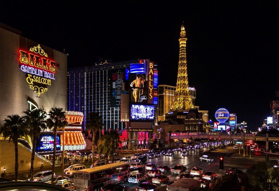 Varm op til Vegas turen